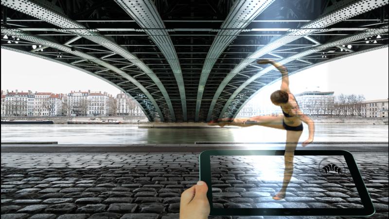 Biennale de Lyon 2016 Journée danse connectée le 24 sept 2016Confluence