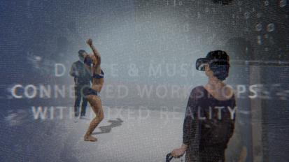 A#3- MOTU / Dance VR experience(2017-2018)