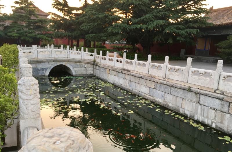 Retour de Chine : Beijing Univ Dance Fest2017