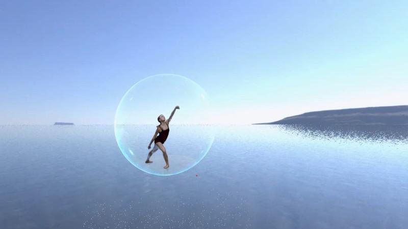 HOME, workshop | projet apps danse en réalité augmentée(AR)